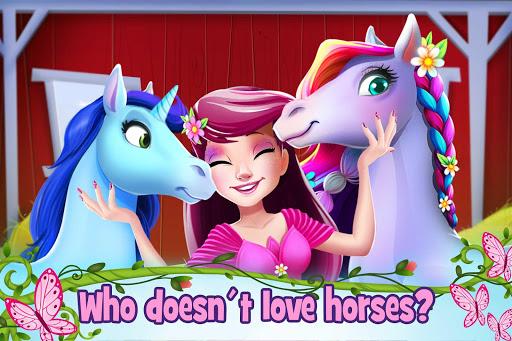 Tooth Fairy Horse - Caring Pony Beauty Adventure screenshots 4