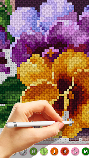Cross-Stitch Masters v1.0.93 screenshots 5