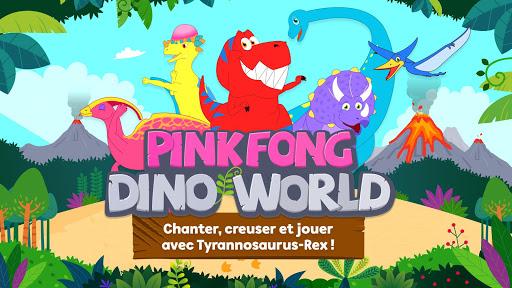 Télécharger gratuit Pinkfong Dino World - Le monde de Dino Pinkfong APK MOD 1