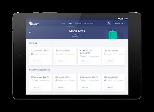 nLearn 2.0.2.prod.release Screenshots 2