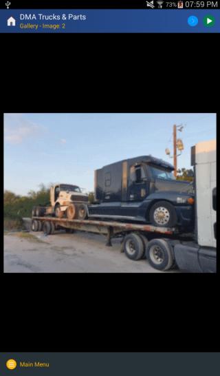 DMA Trucks & Parts screenshot 2