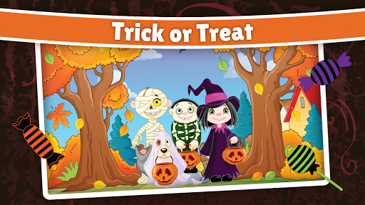 Halloween Puzzle for kids & toddlers ud83cudf83  screenshots 3
