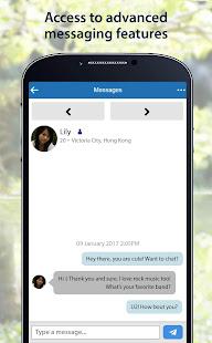 HongKongCupid - Hong Kong Dating App 4.2.1.3407 APK screenshots 4