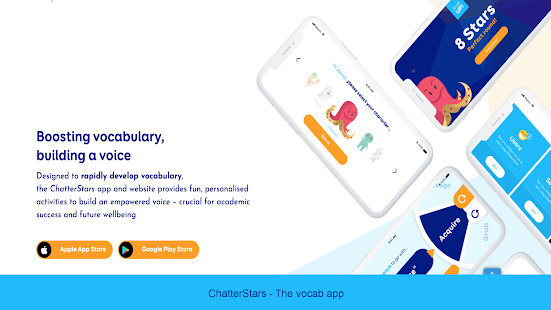 ChatterStars - The Vocab App 1.10.1 screenshots 1