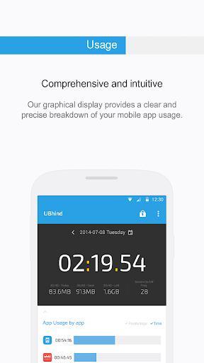 UBhind: No.1 Mobile Life Tracker/Addiction Manager 4.21.0 screenshots 6