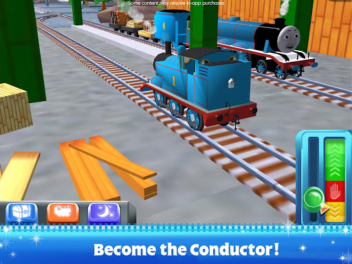 Thomas & Friends: Magical Tracks  Screenshots 12