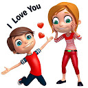 3D Romantic Stickers for whatsapp: WAStickerApps