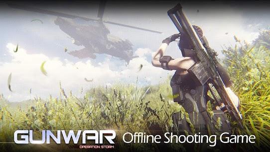 Gun War: Shooting Games Mod Apk 2.9.0 (Unlimited Money) 1