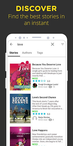 OkadaBooks ud83dudcd6 Free Reading App 4.1.8 screenshots 3