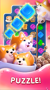 WonderMatch-Fun Match-3 Game free 3 in a row story 2.8.1 Apk + Mod 4
