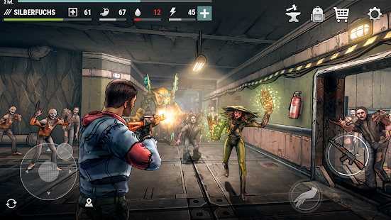 Dark Days: Zombie Survival Screenshot