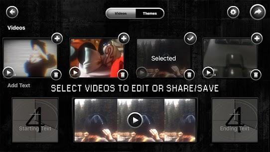 Vintage Cam 8mm VHS Camcorder Glitch Video Effects 4