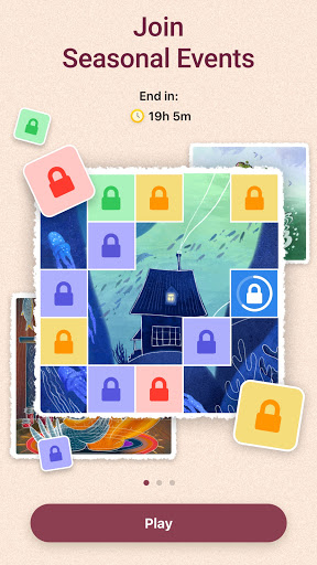 Art Puzzle - Jigsaw Game with Color Pictures  Screenshots 4