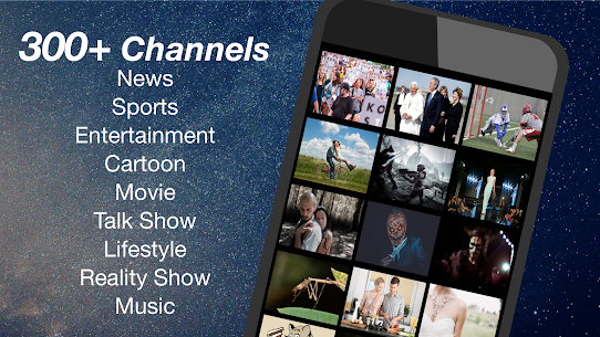 FREECABLE TV App: Free TV Shows, Free Movies, News 8.68 Mod + Data Download 2
