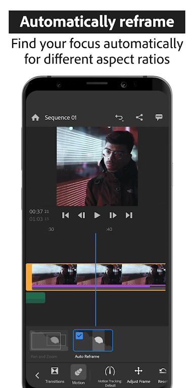 Adobe Premiere Rush — Video Editor poster 6