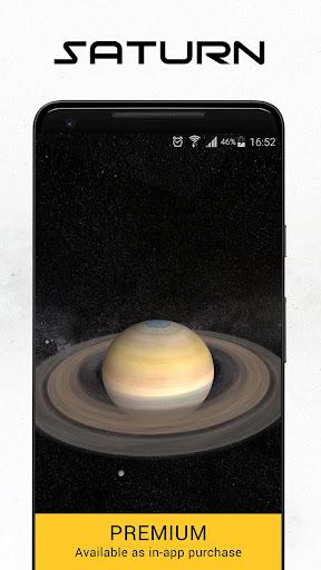 Space 3D Live Wallpaper apktram screenshots 6