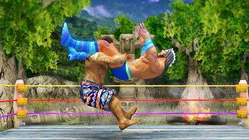 Télécharger Révolution lutte sauvage: Tag Team Jeux de Combats APK MOD (Astuce) screenshots 1