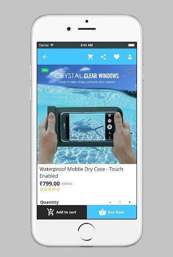 groot :: gadget shop screenshot 2