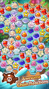 Ocean Blast u2013 Match 3 Puzzler Game 6.7.0 screenshots 4