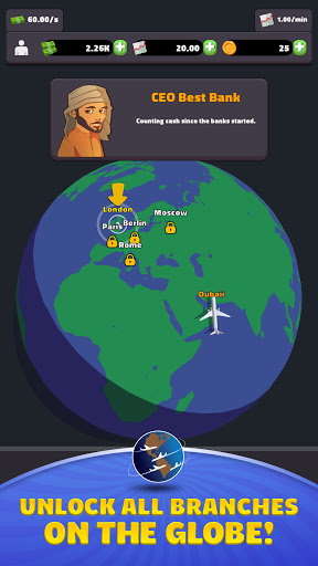 Idle Business Tycoon - Dubai 1.1.7 screenshots 2