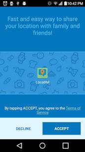 Location Messenger: GPS tracker for family 1