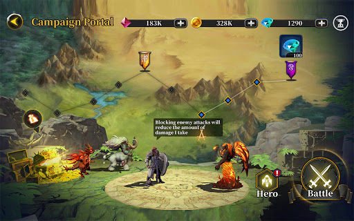 Idle Arena: Evolution Legends 3.0.8 screenshots 15