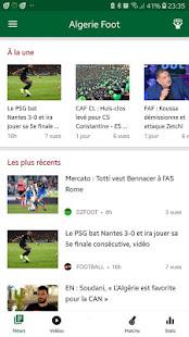 Algeria sport info - News, Videos & Live Score