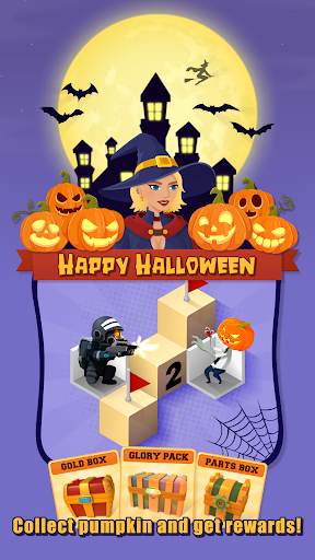 Zombie Sweeper: Seek and Strike Puzzle 1.2.103 screenshots 1