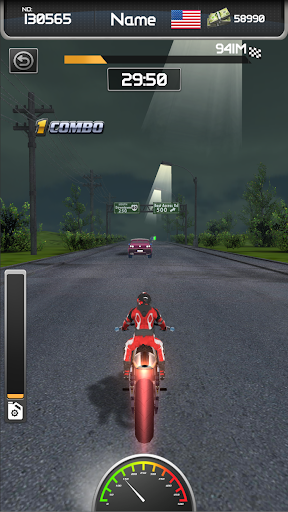 Bike Race: Motorcycle Game 1.0.3 screenshots 2