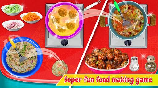 Chinese Street Food - Cooking Game  screenshots 3