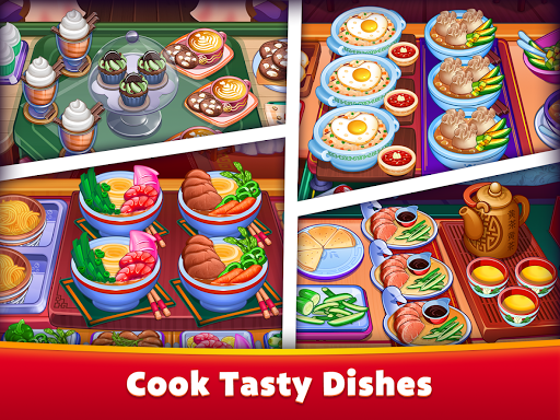 Asian Cooking Star: New Restaurant & Cooking Games android2mod screenshots 13