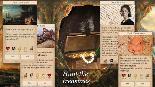 Captain's Choice: text quest Mod Apk 4.41 (Unlimited Money) 10