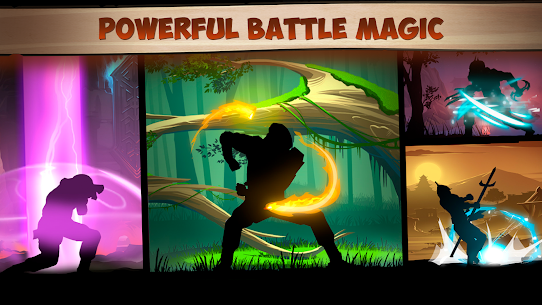 Shadow Fight 2 WEAPONS MOD 3