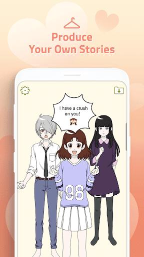 ShinVatar : K-pop style mini-me  screenshots 4