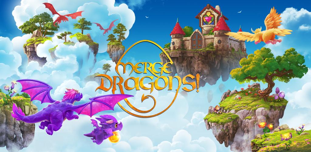 Merge Dragons! poster 0