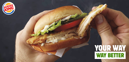 BURGER KING® App - Apps on Google Play