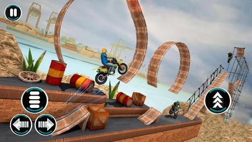 Bike Games: Bike Racing Games: Bike Stunt Games 12 screenshots 2