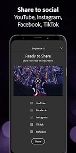 Adobe Premiere Rush İle Videoları Düzenle Edit 1.5.45 Full Apk İndir 6