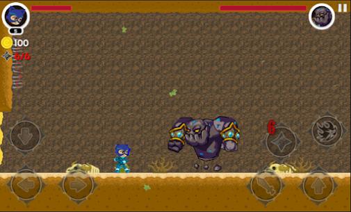 God Warrior Super Hero Fight dragon Legends Battle MOD APK (ENEMY CANT ATTACK) 3