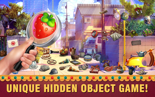 Hidden Object Games: Quest Mysteries 1.0.8 screenshots 1