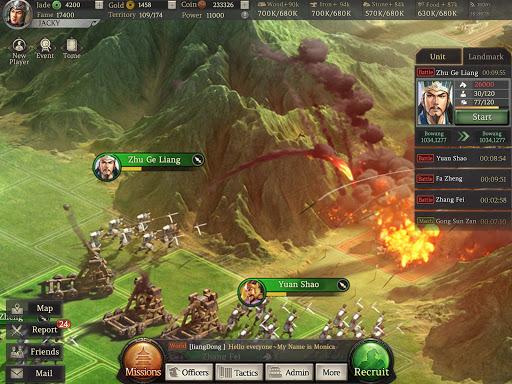 Threeu00a0Kingdomsu00a0Tactics  screenshots 14