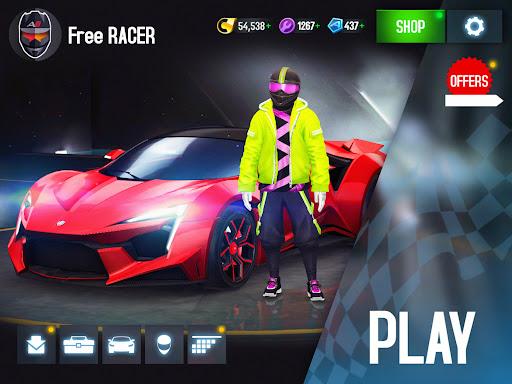 Asphalt 8 - Car Racing Game Apkfinish screenshots 15