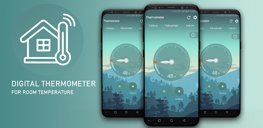 Digital Thermometer For Room Temperature 2.20.011 Screenshots 1