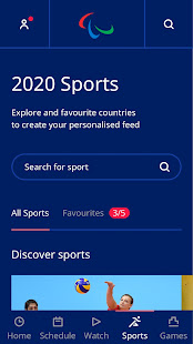 Image For Paralympics LIVE Versi 1.1.2 2