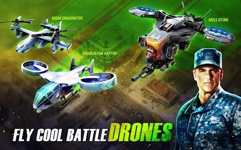 Drones 4: Zombie Strike MOD APK 1.19.252 (Unlimited Money) 12