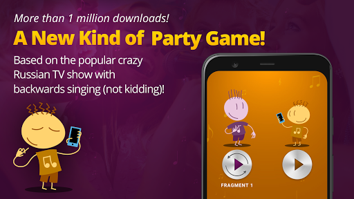 inReverse Party Game - Backwards Karaoke 1.1 screenshots 6
