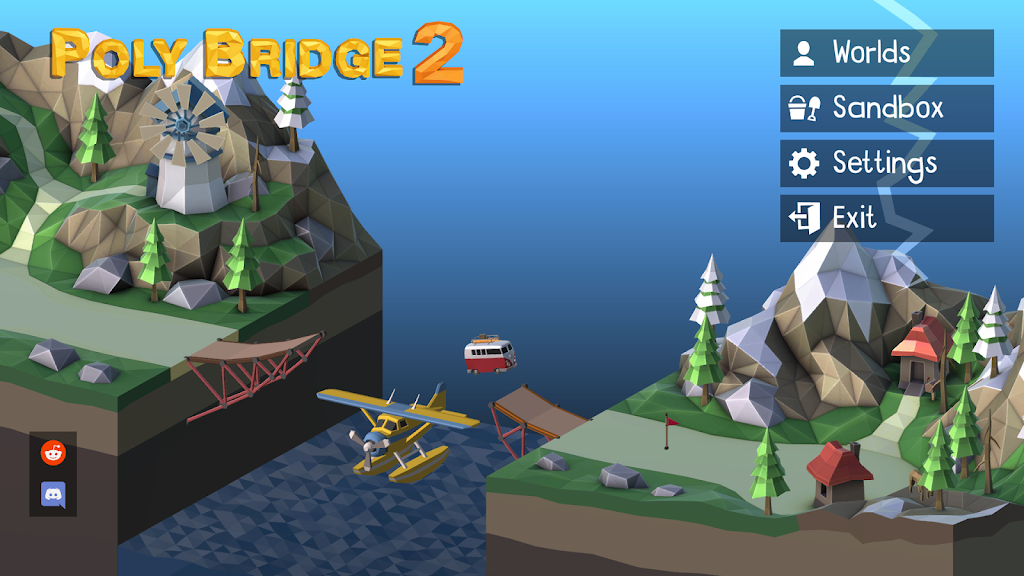 Poly Bridge 2  poster 0