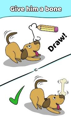 Draw a Line: Tricky Brain Testのおすすめ画像3