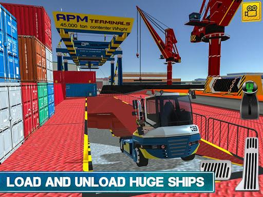 Cargo Crew: Port Truck Driver 1.2 screenshots 13