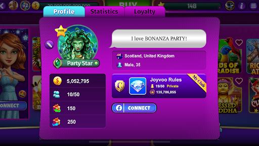 Bonanza Party - Vegas Casino Slot Machines 777 Apkfinish screenshots 8